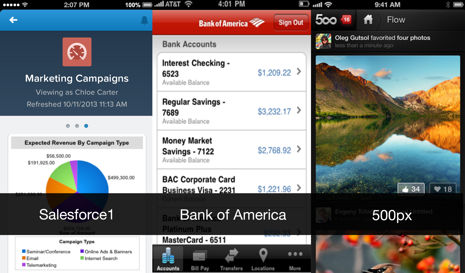 Designing Enterprise Mobile Apps With iOS and Salesforce